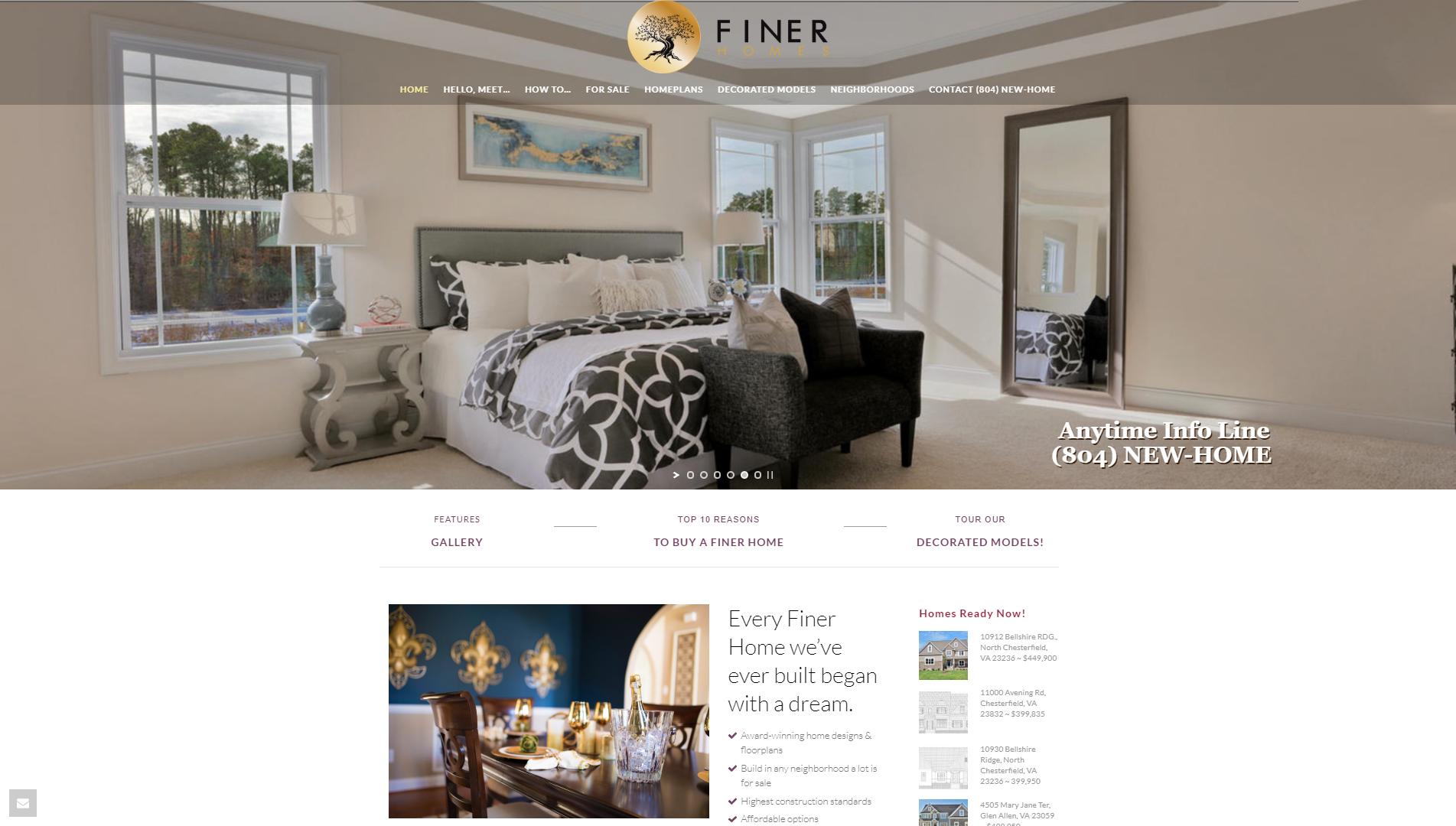 Finer Homes